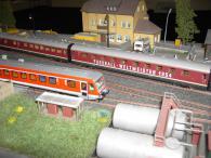 Modellbahnfreunde Alsfeld 2011