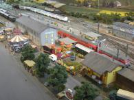 Moellbahnhof Stockheim 2012