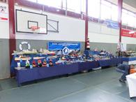Modellbauausstellung in Bad Salzungen - Unser Stand