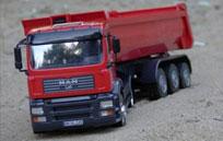 LKW- und Truckmodelle