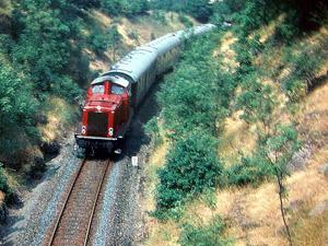 Die Vogelsbergbahn